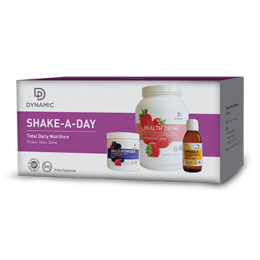 Shake of the Day + Dynamic Fruits