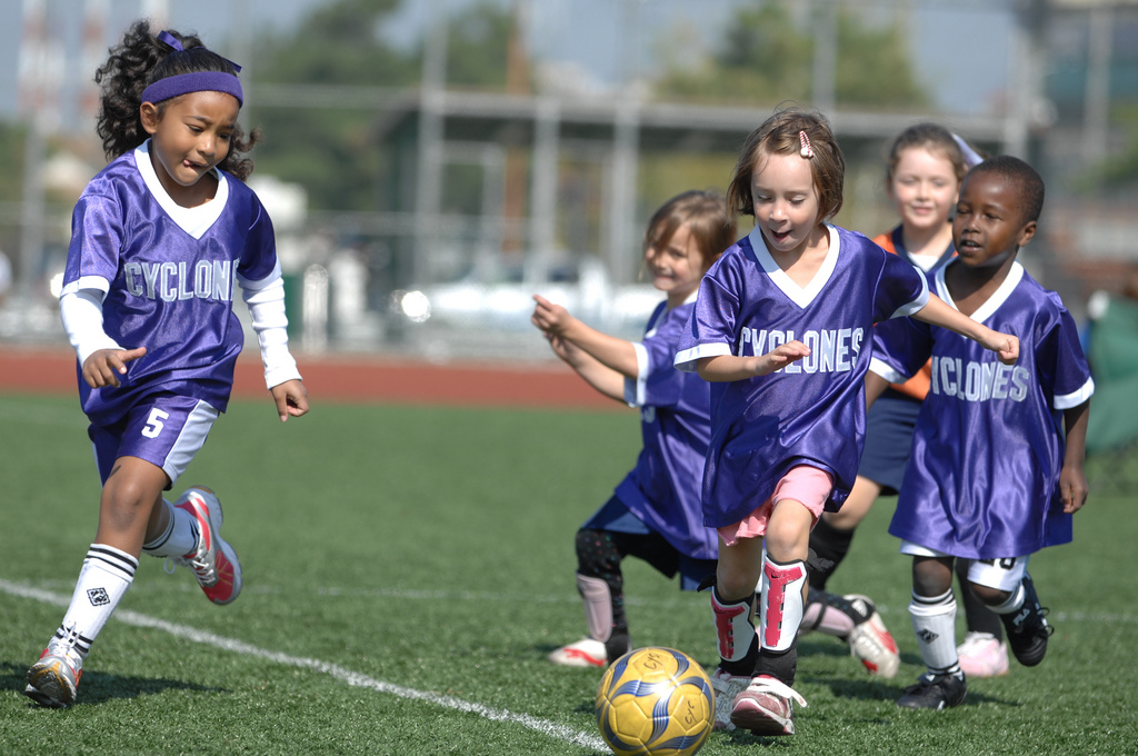 Child Sports Injuries