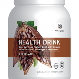 Dynamic Health Drink Chocolate